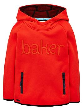 baker-by-ted-baker-boys-logo-hoodie-orange