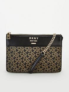 dkny-avanbsptop-zip-cross-body-black