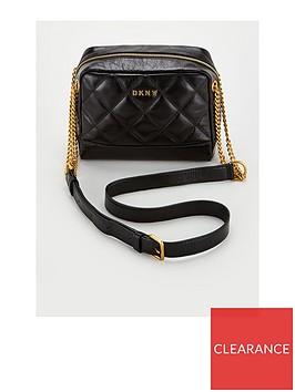 dkny-sofia-double-chain-shoulder-bag-black