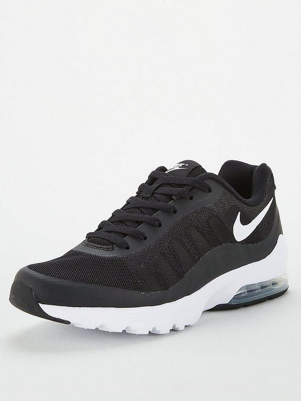 Air Max Invigor BlackWhite