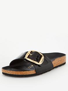 birkenstock-birkenstock-madrid-patent-black-hex-flat-sandal