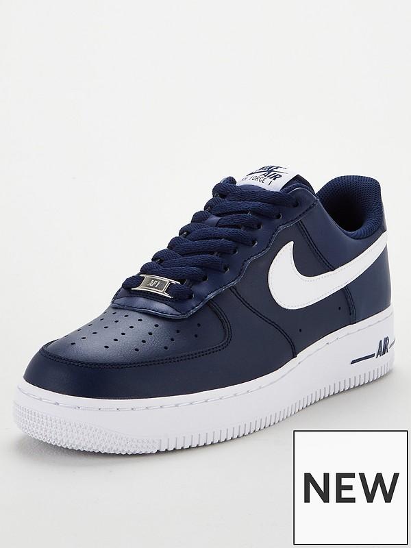nike air force 1 navy blue