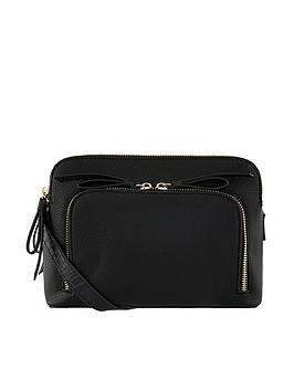 accessorize-taylor-double-zip-cross-body-bag-black