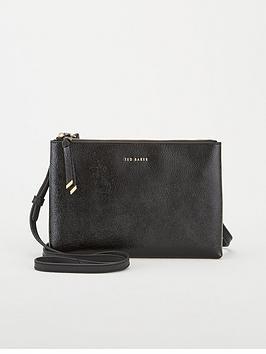 ted-baker-deenah-bar-detail-cross-body-bag-black