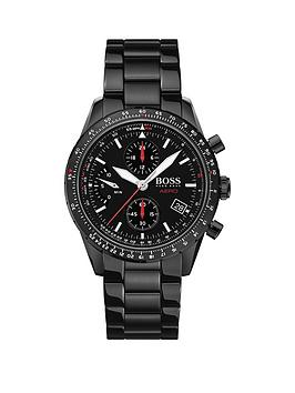 boss-boss-black-and-red-detail-chronograph-dial-black-ip-stainless-steel-bracelet-mens-watch