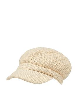 accessorize-textured-baker-boy-hat-natural