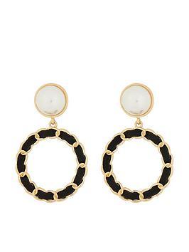 accessorize-carly-vintage-doorknocker-earrings-pearl
