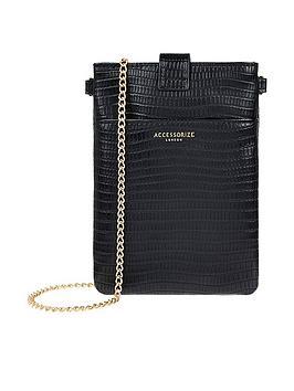 accessorize-phone-pouch-black