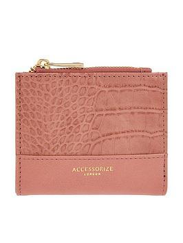 accessorize-croc-bella-wallet-multi
