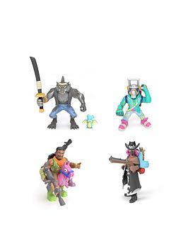 fortnite-fortnite-battle-royale-collection-squad-pack--4-fortnite-battle-royale-collection-figures--dire-werewolf-calamity-demon-hunting-cowgirl-dj-yonder-giddy-up
