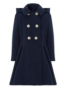 monsoon-girls-nancy-godet-hooded-coat-navy
