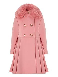 monsoon-girls-maisie-coat-with-detachable-faux-fur-collar-pink