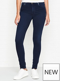 7-for-all-mankind-high-waist-skinny-slim-illusion-luxenbspjeans-indigonbsp