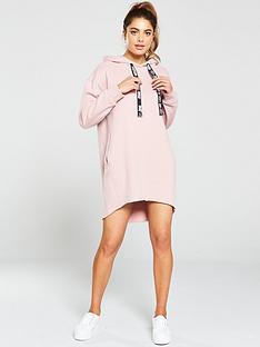 ugg-lucille-hoodie-dress-pink
