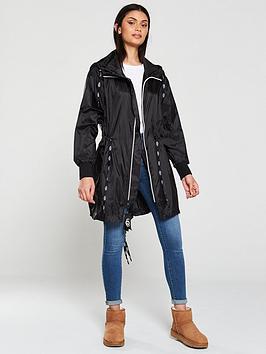 ugg-brittany-hooded-anorak-jacket-black