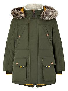 monsoon-boys-benjamin-reflective-trim-hooded-parka-khaki