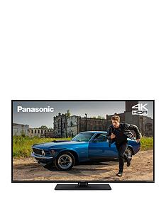 Panasonic TX-49GX550 49 inch, 4K Ultra HD, Freeview Play Smart TV