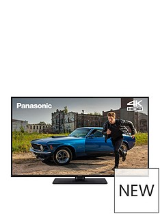 Panasonic TX-49GX550 49 inch, 4K Ultra HD, Freeview Play Smart TV