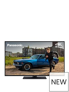 Panasonic TX-43GX550 43 inch, 4K Ultra HD, Freeview Play Smart TV