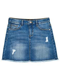 v-by-very-girls-denim-skirt-blue