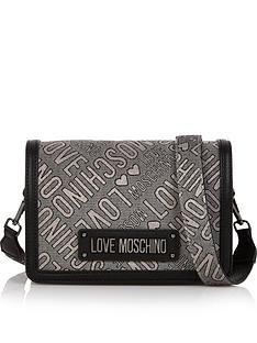 love-moschino-all-over-logo-cross-body-bag-black