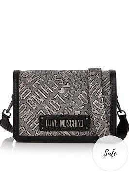 love-moschino-all-over-logo-cross-body-bag-black