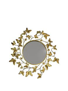 arthouse-gold-metallic-butterflies-mirror