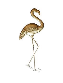 arthouse-gold-flamingo-wall-decoration