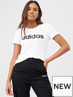 adidas-essentials-linear-slim-tee-whitenbsp