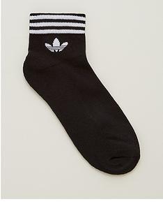 adidas-originals-trefoil-ankle-sock-blacknbsp