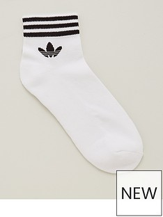 adidas-originals-trefoil-ankle-sock-whitenbsp