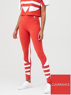 adidas-originals-lrg-logo-tight-rednbsp