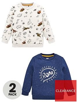 v-by-very-boys-2-pack-dino-sweatshirts-multi