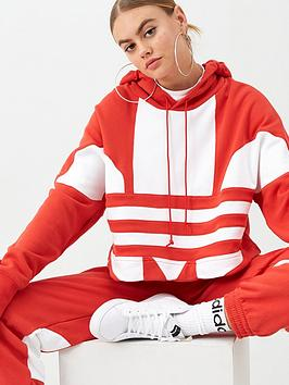 adidas-originals-large-logo-c-hoodie-red