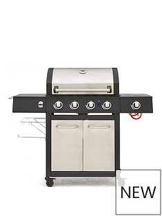 premium-stainless-steel-4-burner-barbecue-with-side-burner