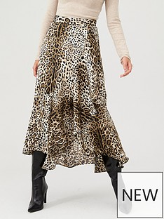 v-by-very-satin-frill-asymmetric-skirt-leopardnbsp