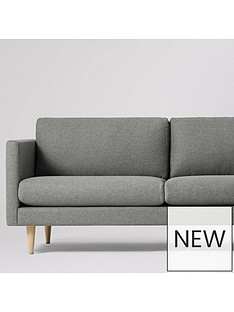 Grey Corner Sofas | Leather & Fabric | Very.co.uk