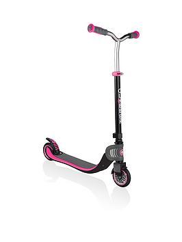 globber-globber-flow-125-lights-scooter-blackpink