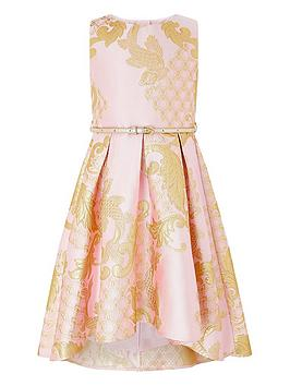 monsoon-orient-jacquard-dress-pink