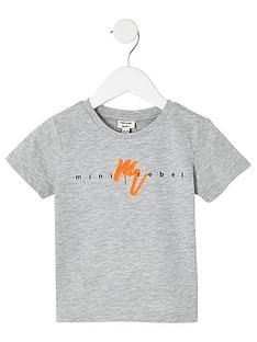 river-island-mini-mini-boys-neon-maison-riviera-t-shirt-grey