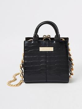 river-island-mini-lady-tote-bag-black
