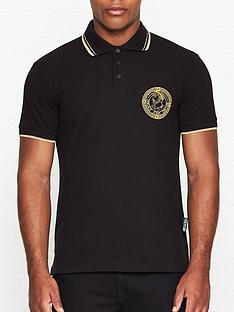 versace-jeans-couture-bolla-greek-god-chest-logo-polo-shirt-black