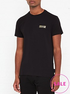 versace-jeans-couture-chest-logo-t-shirt-black