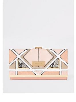 river-island-cliptop-purse-pink