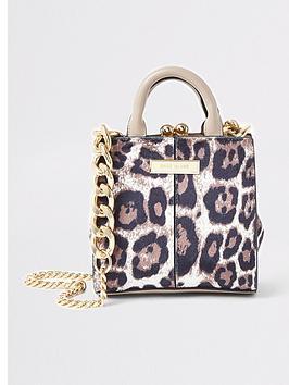 river-island-river-island-leopard-print-mini-lady-bag-beige