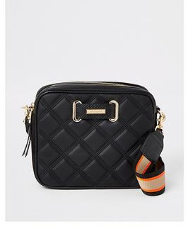 river-island-river-island-quilted-contrast-strap-cross-body-bag-black