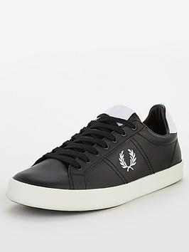 fred-perry-vulc-leather-trainer