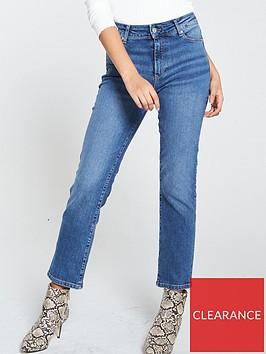 mango-straight-leg-jeans