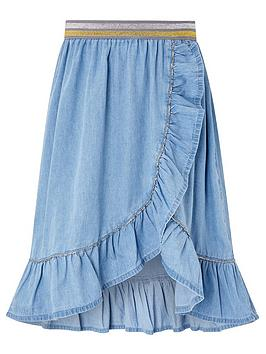 monsoon-coco-chambray-skirt-blue