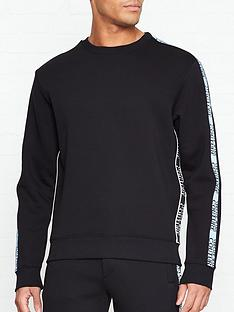 versace-jeans-couture-logo-tape-sleeve-sweatshirt-black